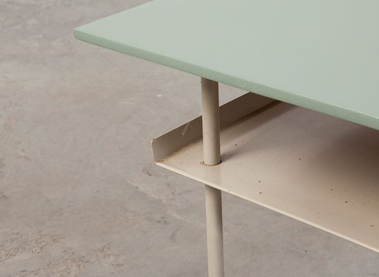 midcentury side table by wim rietveld for auping 5