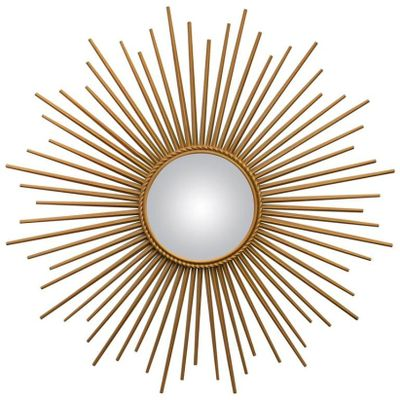 sun mirror from chaty vallauris 1960s 1