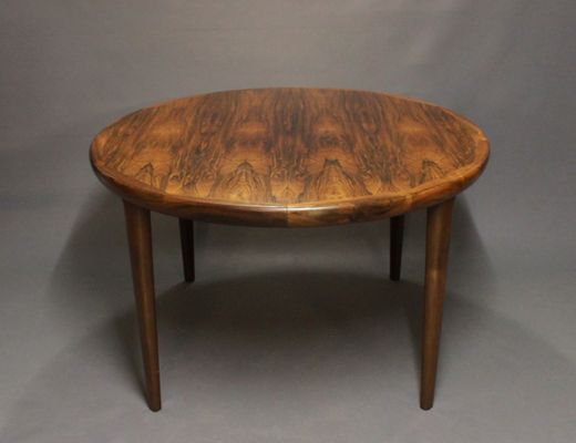 Dining Room Table In Rosewood By Arne Vodder 1960s 1