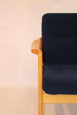 fauteuil scandinave en velours bleu marine 1960s 3 Résultat Supérieur 50 Inspirant Fauteuil Velours Bleu Marine Stock 2017 Xzw1