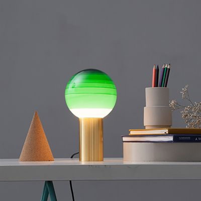 Green Dipping Light by Jordi Canudas, 2017 3