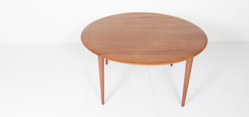 Danish Coffee Table By Peter Hvidt U0026 Orla Mølgaard Nielsen For France U0026 Søn,