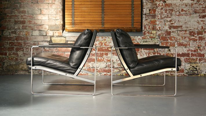 Mid Century Modern Living Room Set by Preben Fabricius for Walter