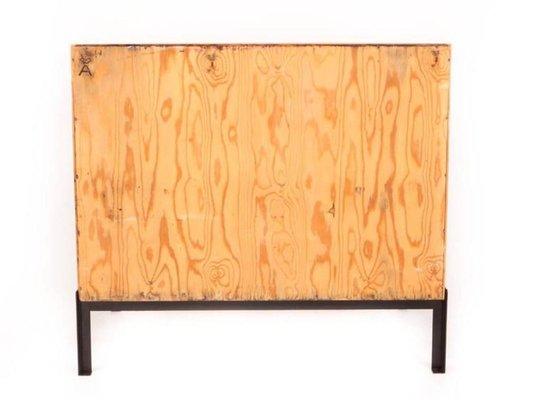 vintage flat file cabinet diy used wood