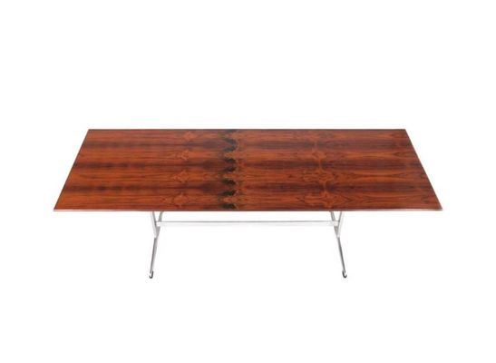 Vintage Rosewood Shaker Coffee Table by Arne Jacobsen for sale at
