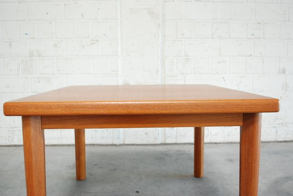 Vintage Danish Coffee Table From BRDR Furbo 20