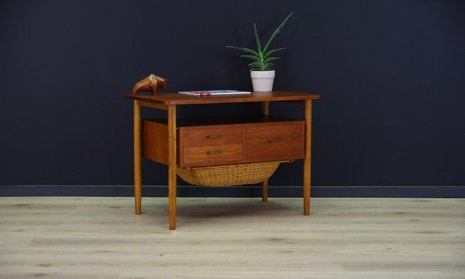Vintage Danish Teak Coffee Table 2