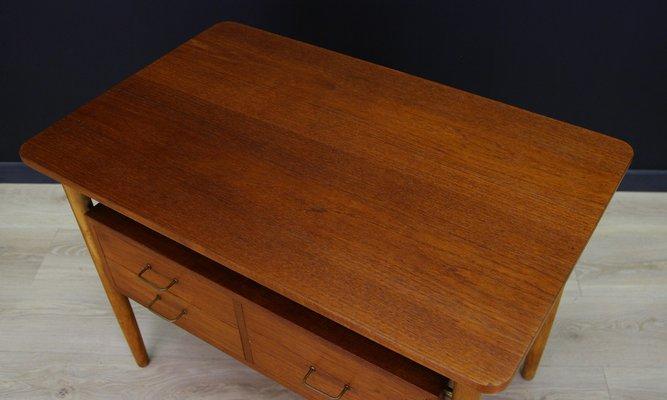 Vintage Danish Teak Coffee Table 4