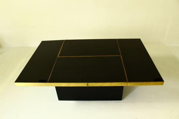 hidden bar furniture. beautiful hidden willy rizzo coffee table with hidden bar 1970s 1 with bar furniture e