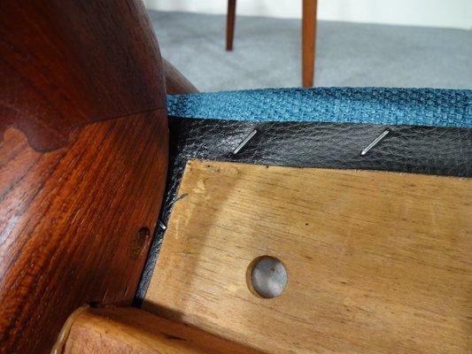 Vintage Boomerang Dining Chairs By Erik Christensen For Slagelse Møbelværk,  Set Of 6 20