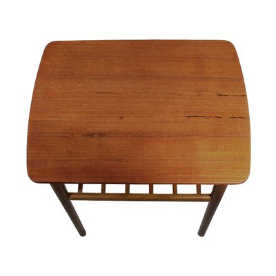 mid-century danish coffee table, 1950s for sale at pamono