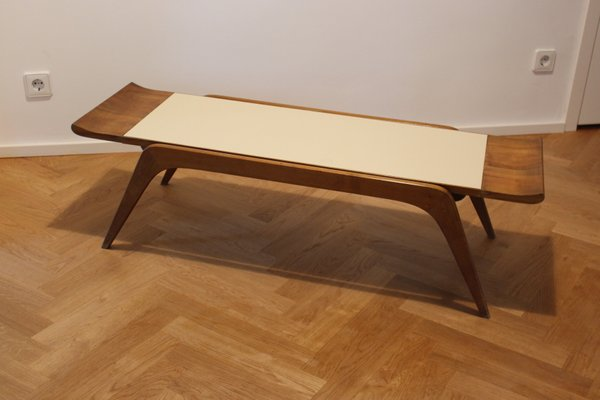 sculptural italian coffee table, 1950s for sale at pamono