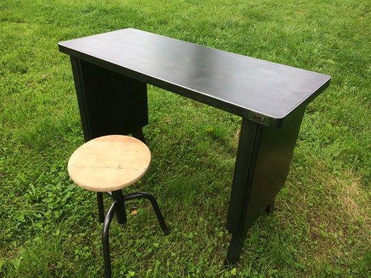 desk u0026 stool from strafor 1950s 23