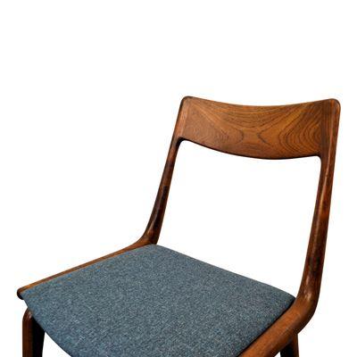Mid Century Boomerang Dining Chairs By Alfred Christensen For Slagelse  Møbelværk, Set Of 6