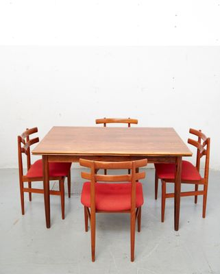 30 Dining Chairs by Poul Hundevad for Sor Stolefabrik, Set of 4