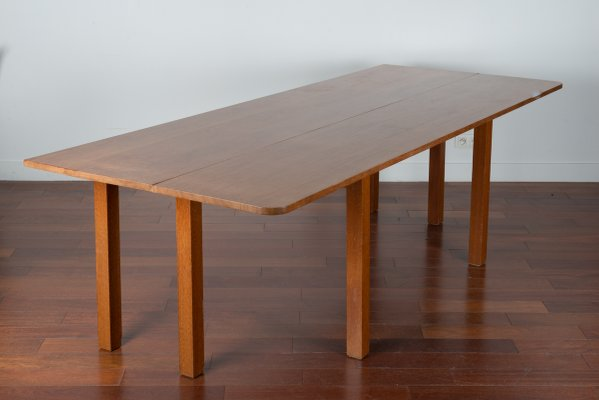 Mid-Century Dining Table or Console by Alvaro Siza for sale at Pamono