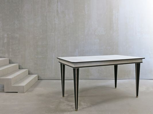 Mid-Century Dining Table by Umberto Mascagni, 1950s for sale at Pamono