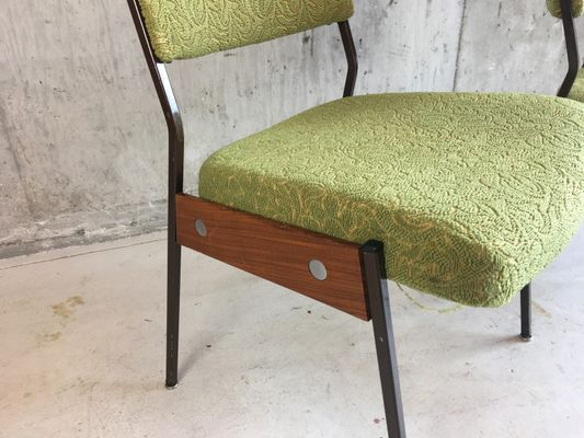 French Occasional Chairs, 1960s, Set Of 4 3