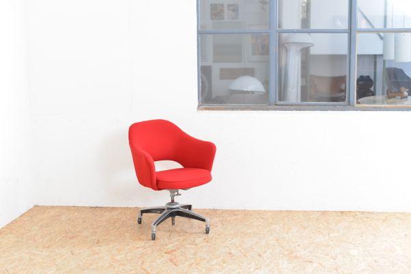 Vintage Executive Office Chair By Eero Saarinen For Knoll 7