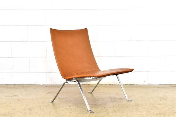 Vintage PK22 Chair By Poul Kjaerholm For E Kold Christensen 3