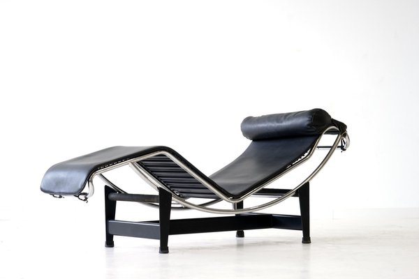Marvelous LC4 Lounge Chair By Le Corbusier For Cassina, 1960s 1