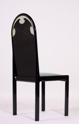 The 4 Cardinal Points Chair By Bjørn Wiinblad For Rosenthal, 1976 7