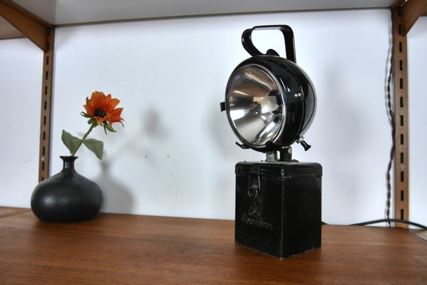 industrial table lamp from eisemann 1950s 2
