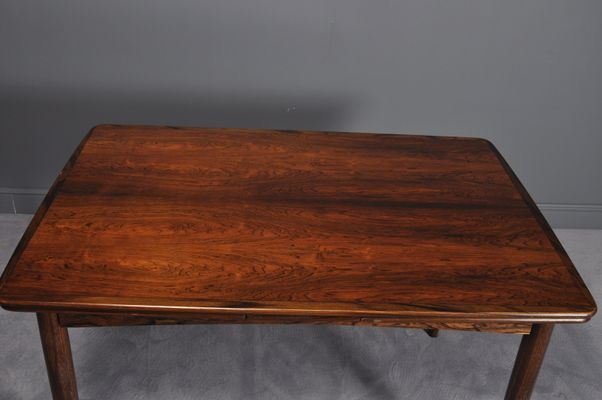 Danish Extendable Dining Table In Brazilian Rosewood, 1960s 9