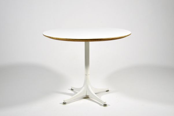 Tavolino Pedestal Table By George Nelson For Herman Miller, 1954 1