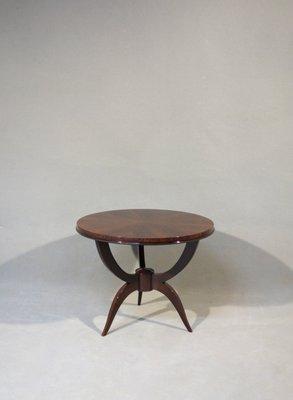 Art Deco Coffee Table, 1930s 5