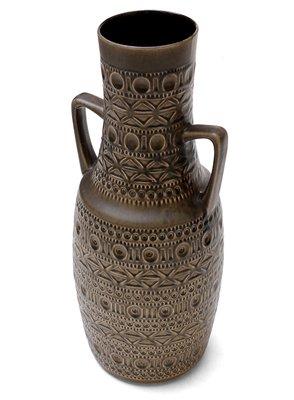 West German Ceramic Vase by Bodo Mans for Bay Keramik, 1960s 3