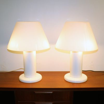 Vintage table lamps from guzzini set of 2 for sale at pamono vintage table lamps from guzzini set of 2 2 audiocablefo light catalogue