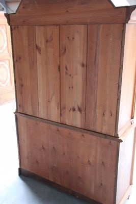 Vintage German Wooden Cupboard for sale at Pamono