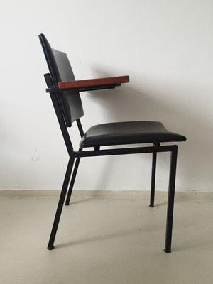 sedie vintage industriali di gerrit veenendaal per kembo, anni '60 ... - Sedie Vintage Anni 60