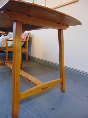 esstisch aus ulmenholz von ercol, 1950er bei pamono kaufen, Esstisch ideennn