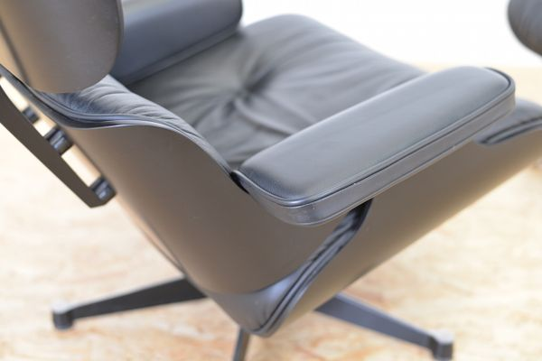 eames lounge chair with ottoman by charles u0026 ray eames for vitra - Eames Lounge Chair And Ottoman