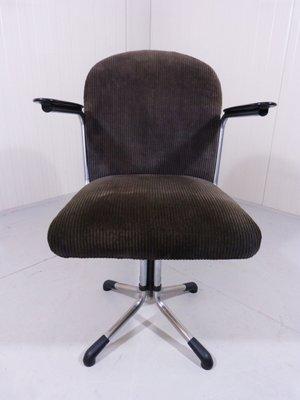 356 Corduroy Desk Chair From Gispen 7