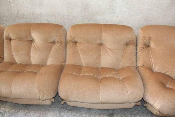 Modell Nuvolone Modulares Sofa von Mimo Junior, 1970 bei Pamono kaufen