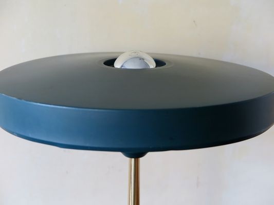 Ufo Table Lamp: UFO Table Lamp by Louis Kalff for Philips, 1957 3,Lighting
