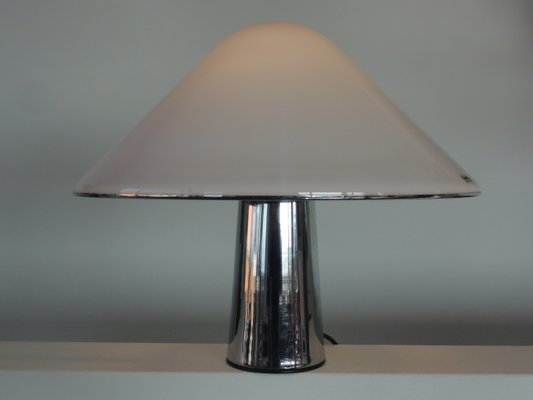 Plexiglas Mushroom Lamp From Iguzzini, 1970S For Sale At Pamono