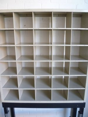 way support the shelves use dados, but