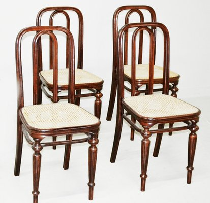 Model 41 Dining Chair from Thonet 1860s for sale at Pamono – Thonet Dining Chair