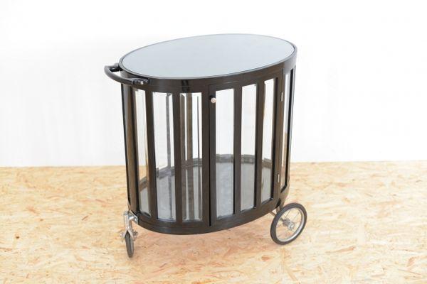 vintage art d co barwagen. Black Bedroom Furniture Sets. Home Design Ideas