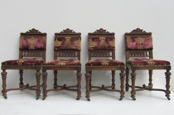 Set Of 8 Antique Dining Room Chairs Dining Room Appealing Antique