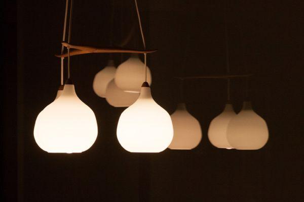 3-Armige Deckenlampe von Osten & Uno Kristiansson für Luxus bei ...
