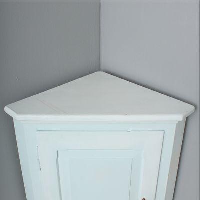 Single Door Corner Cabinet, 1870 for sale at Pamono