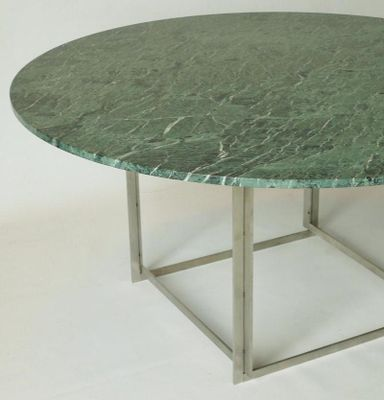 Wonderful Furniture Poul Kjaerholm Pk54 Dining Table By For Kold And Decorating