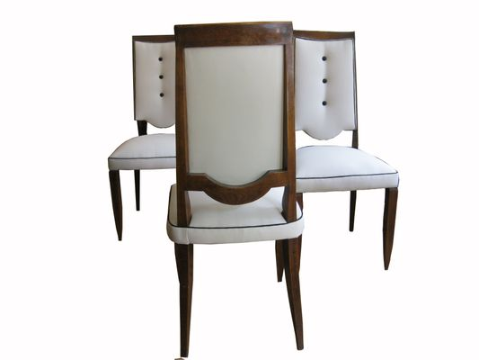 french art deco dining chairs 1930s set of 6 4 art deco dining 6