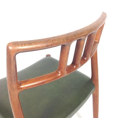 Niels Moller Chair 79 Set of 4 Danish Modern Niels Moller teak