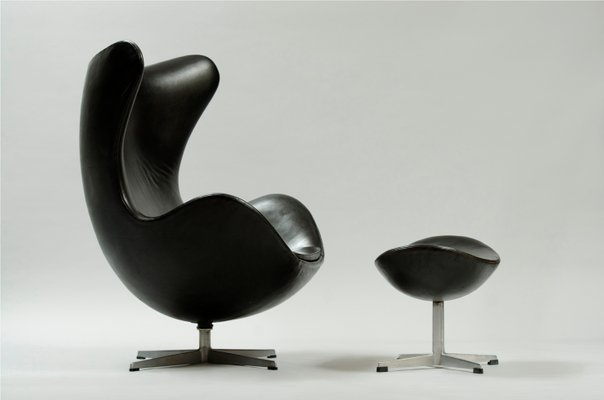 Amazing Egg Chair And Ottoman By Arne Jacobsen For Fritz Hansen With Egg  Chair Kaufen